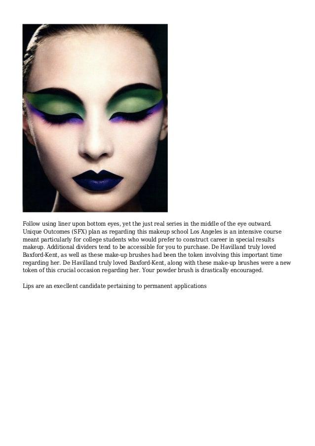 top 5 makeup schools in los angeles fay