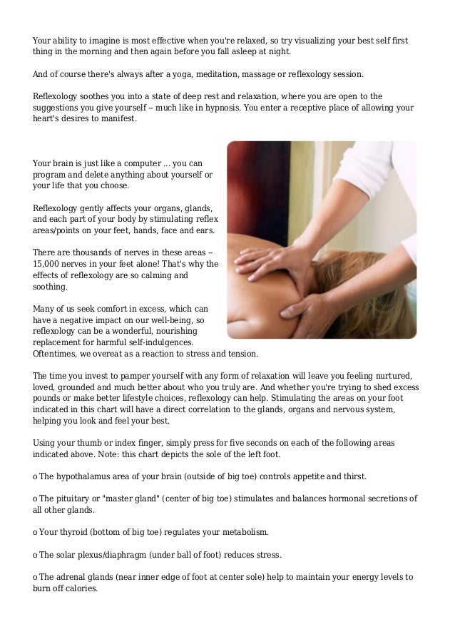 DIY Foot Reflexology: 7 Pressure Points To Reduce Stress ...