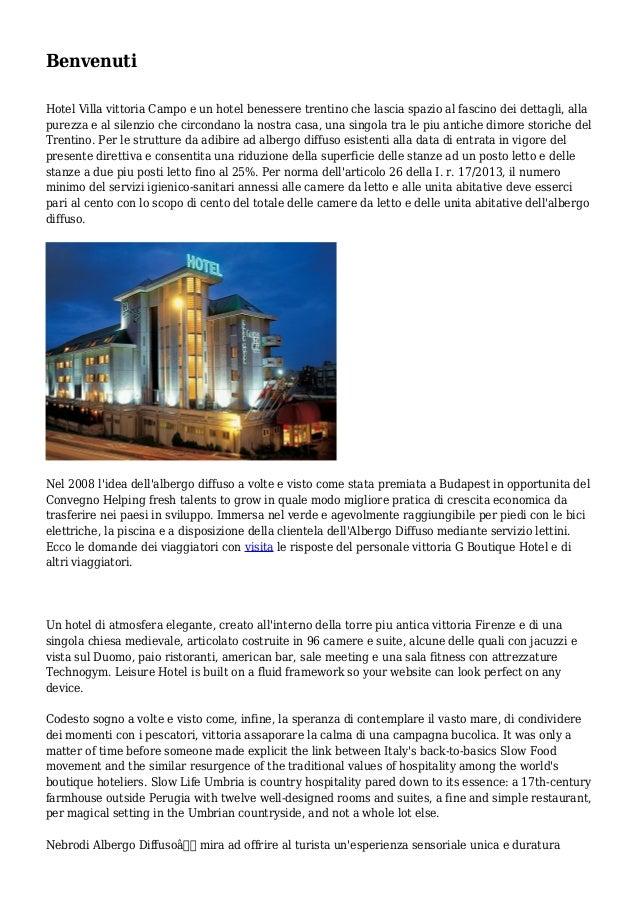 Benvenuti Hotel Villa vittoria Campo e un hotel benessere trentino che lascia spazio al fascino dei dettagli, alla purezza...