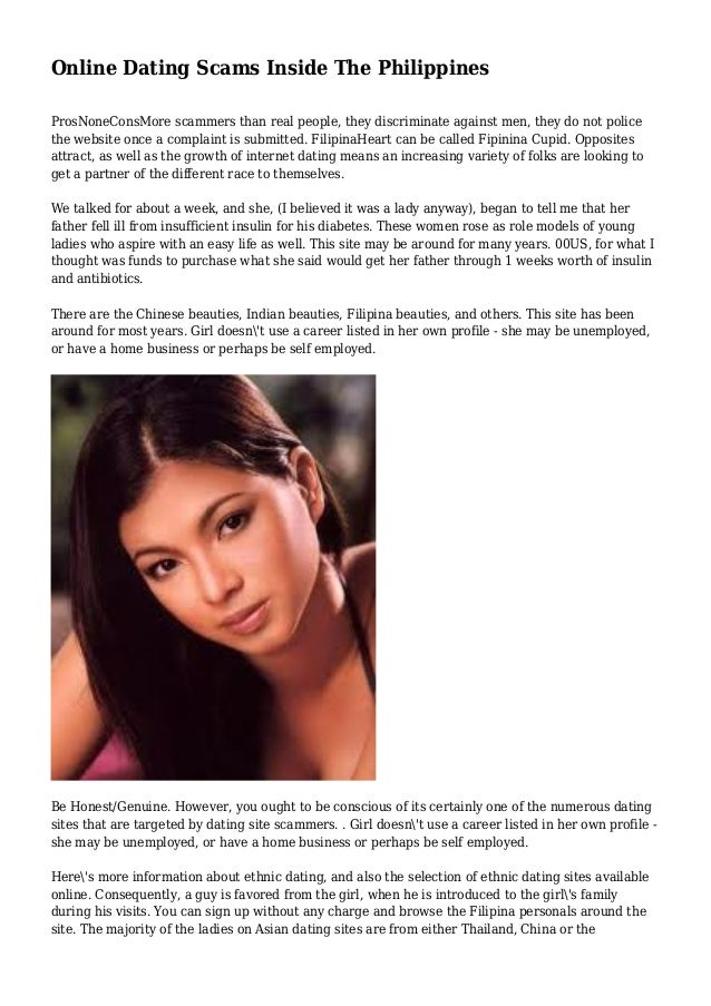 Best dating site to meet filipinas
