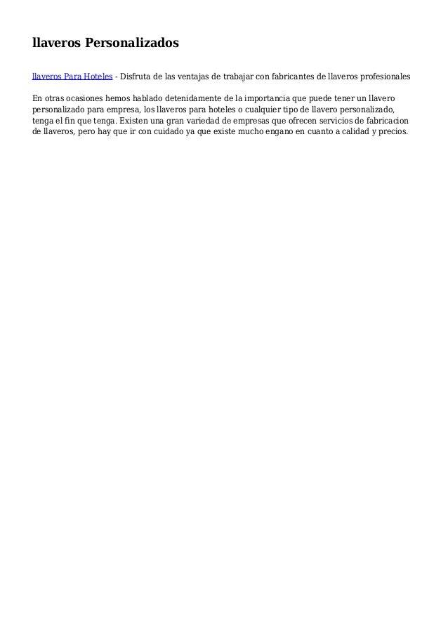 llaveros Personalizados llaveros Para Hoteles - Disfruta de las ventajas de trabajar con fabricantes de llaveros profesion...