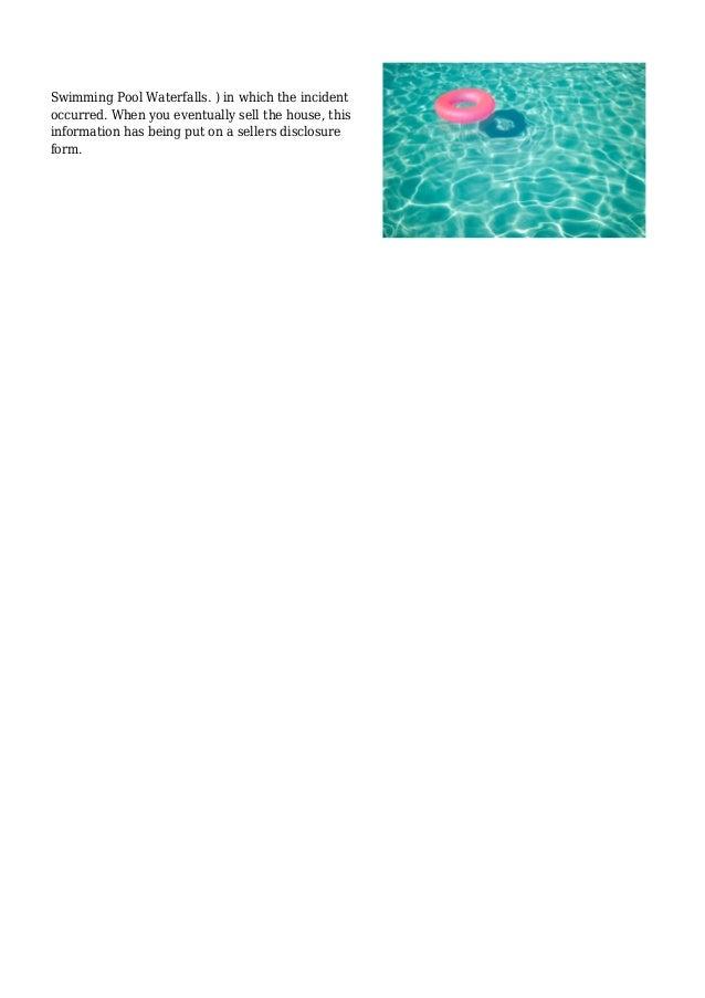 Swimming Pool Maintenance Checklist