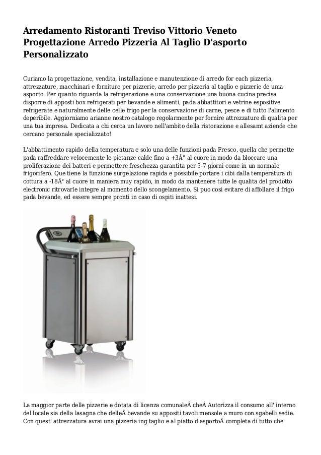 Arredamento ristoranti treviso vittorio veneto for Veneto arredo