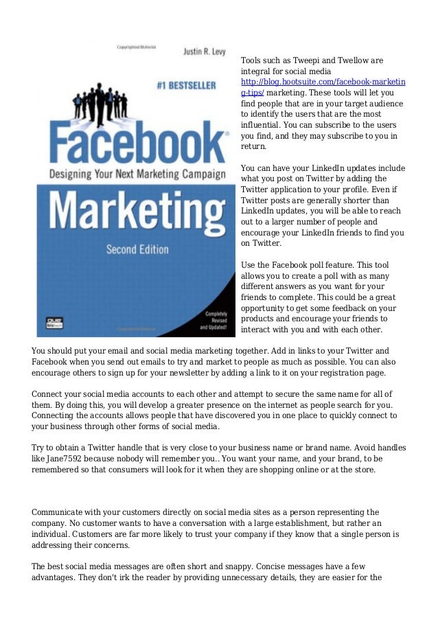 How Social network Marketing Can Get Your Business Ahead Slide 2