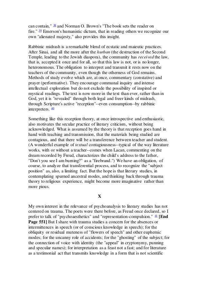 National merit essay