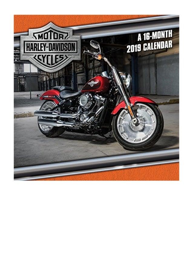 Harley Davidson Catalog Pdf