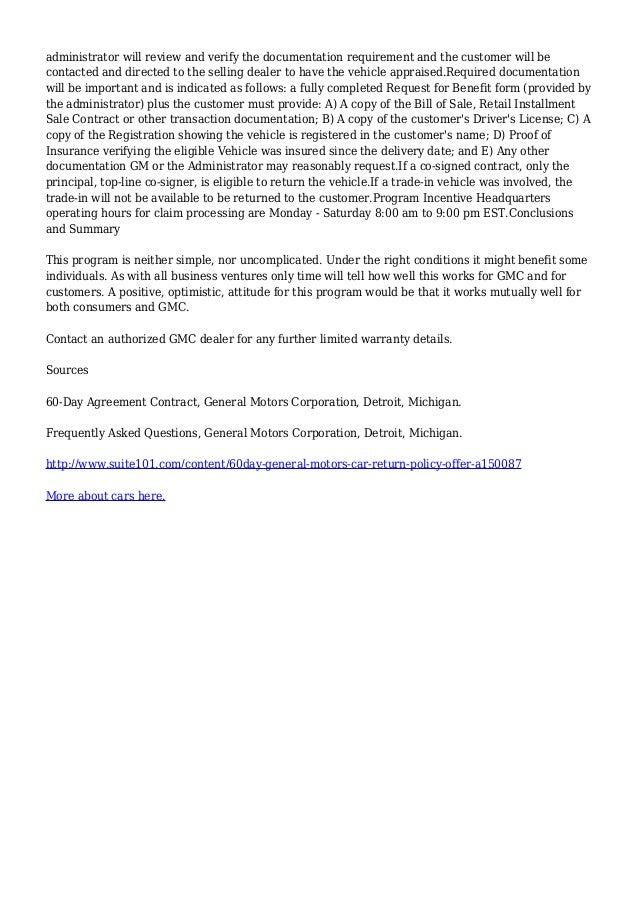 Co Signer Agreement Form For Car Heartpulsar