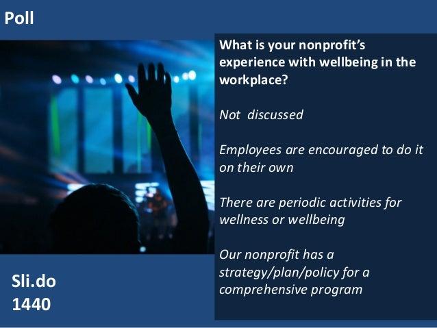 Happy Healthy Nonprofit Workshop Slide 3