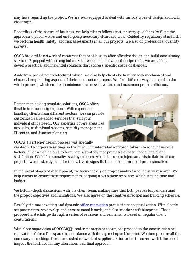 Singapore creative commercial interior design services for Commercial interior design services