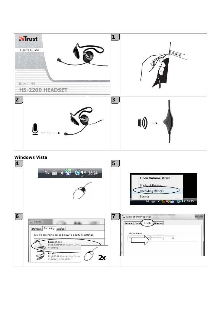 1         Item: 14411     HS-2200 HEADSET 2                          3     Windows Vista 4                          5     ...