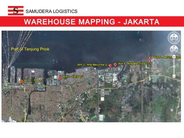 Samudera Warehousing 2014