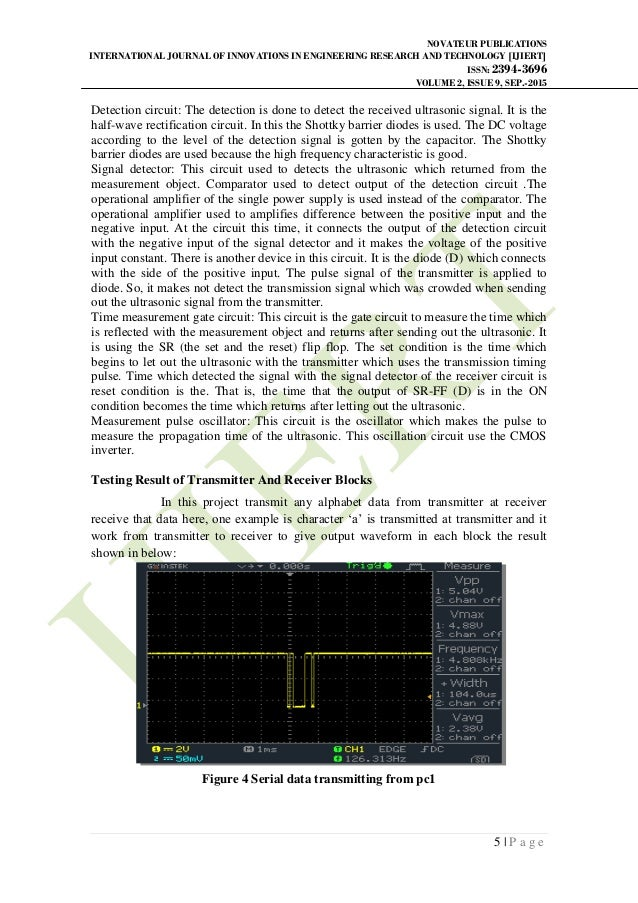 UNDERWATER ACOUSTIC MODEM FOR SHORT –RANGE SENSOR NETWORKS
