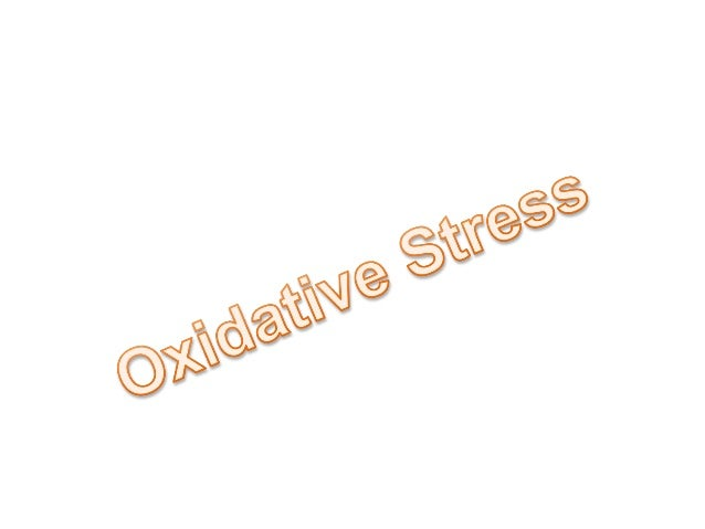 • What is Oxidative stress• Why is Oxidative Stress important• How does Selenium fit into Oxidative stress• Selenium (Se) ...