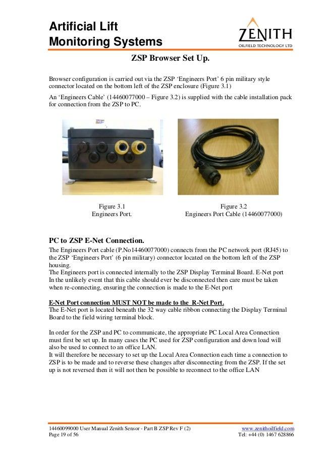 14460099000 user manual zenith sensor part b zsp rev f 2 rh slideshare net Zenith Advanced System 3 Zenith Sy1963