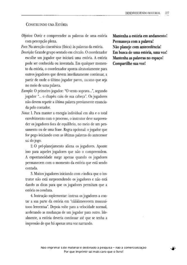 PIRATARIA É CRIME.  Não imprima! Este material é destinado à pesquisa – não à comercialização  Por que imprimir sai mais c...