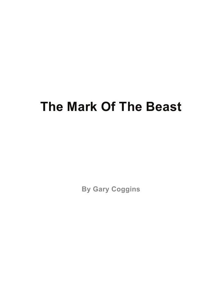 The Mark Of The Beast Slide 2