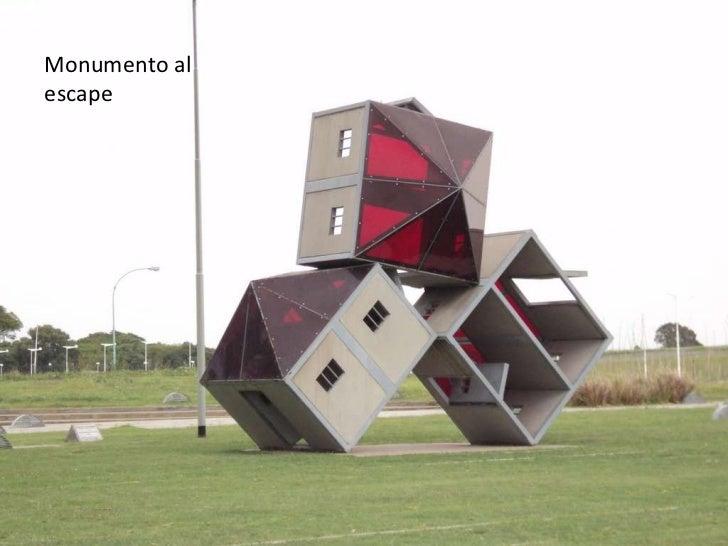 Monumento al escape