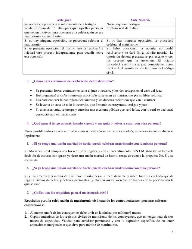 Divorcio Matrimonio Catolico Ante Notario : Matrimonio homosexual