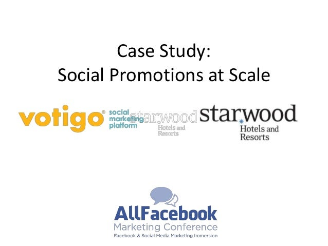 Case Study:Social Promotions at Scale