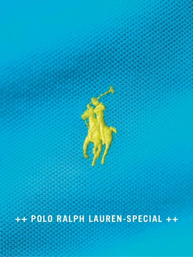 ++ POLO RALPH LAUREN-SPECIAL ++