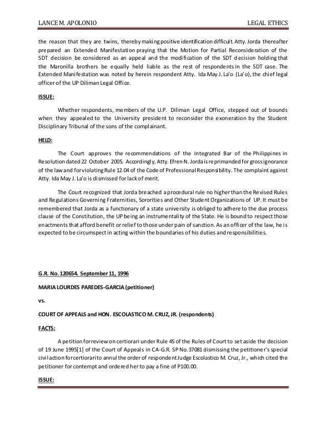 case digest Case digest no 6 ranada and agcaoili vs the senate of the republic of the philippines, represented by the senate president the honorable manuel villar (senate), facts.