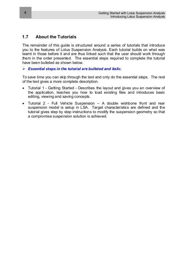 Lotus Suspension Analysis 5 03 Cracked