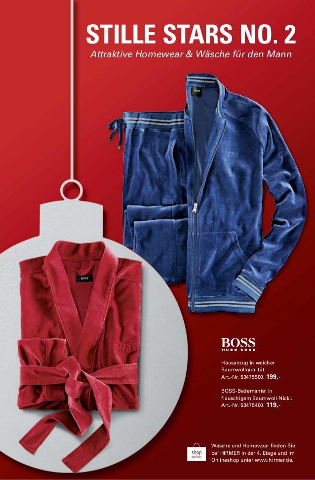STILLE STARS NO. 2  Attraktive Homewear & Wäsche für den Mann  Hausanzug in weicher  Baumwollqualität.  Art.-Nr. 53475500....