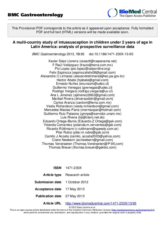 This Provisional PDF corresponds to the article as it appeared upon acceptance. Fully formattedPDF and full text (HTML) ve...