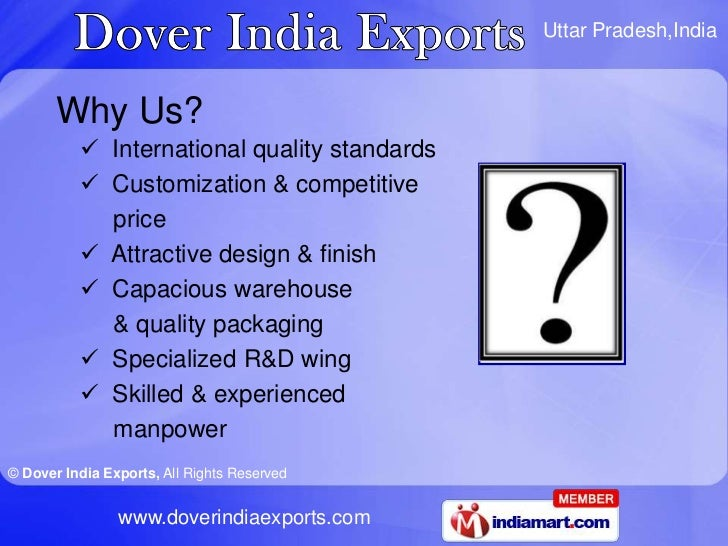 Promotional Beer Mugs by Dover India Exports Ghaziabad Slide 3