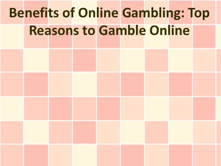 Positives of online gambling gambling lyrics
