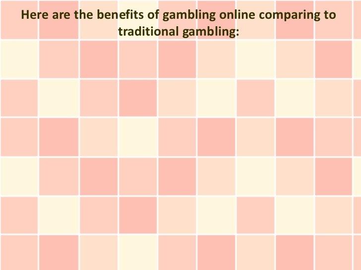 Online gambling positives best casino free online games
