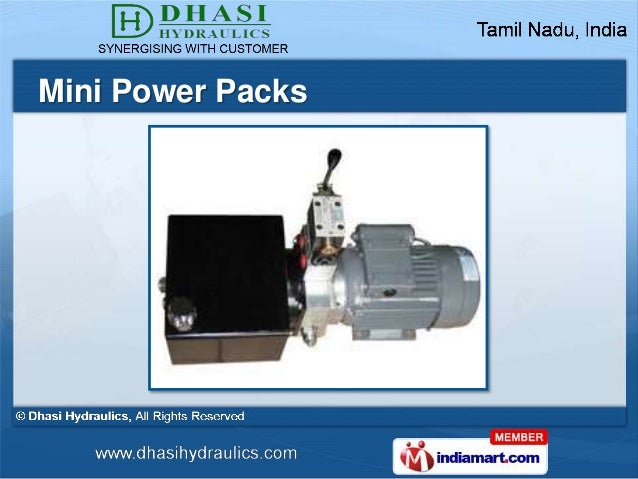 Mini Power Packs