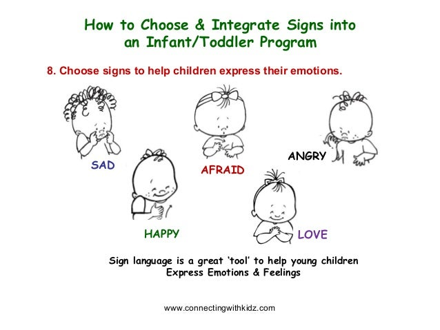 How to Sign Emotions in American Sign Language: 13 Steps  |Sign Language Signs For Emotions
