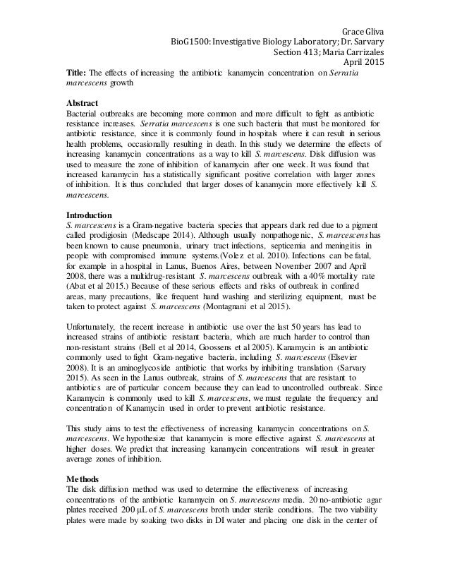Antibiotic Resistance - Student Laboratory Kit