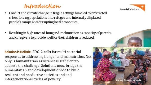 Accelerating Progress to Ending Hunger & Malnutrition: The Power of Savings for Transformation Groups (S4T) Slide 2