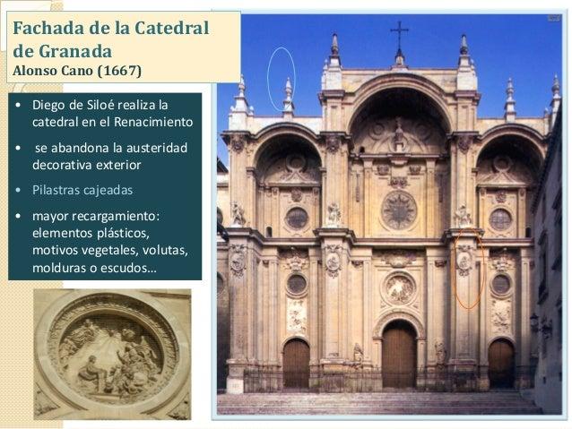 Tema 14 barroco espa ol arquitectura y pintura - Molduras de corcho ...