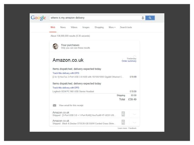 Predicting the future of Google - BrightonSEO