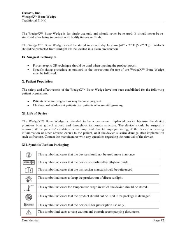510k PreMarket Notification Project – Osmosis Jones Movie Worksheet
