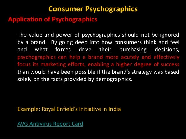 apple psychographics Free essay: apple conducts all sorts of research to determine and identify their specific target markets to assist them in their marketing strategies to.