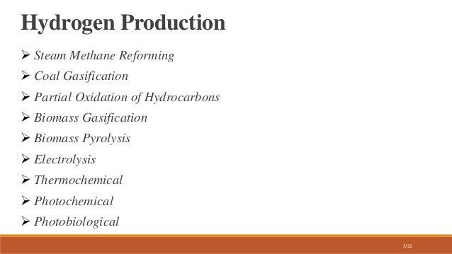 Bio hydrozen.