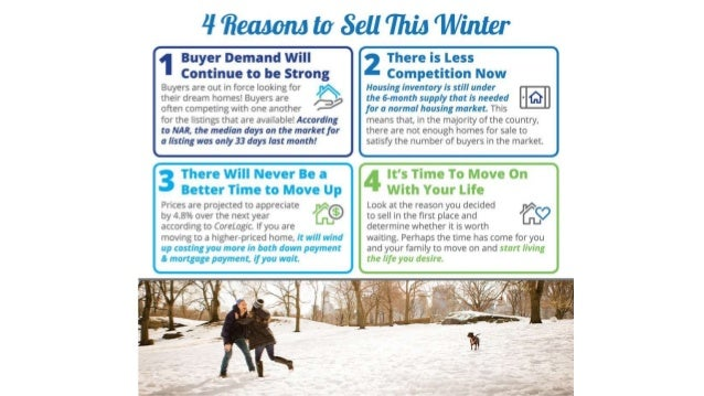 Crown Gaithersburg MD | 4 Reasons to Sell Your House This Winter