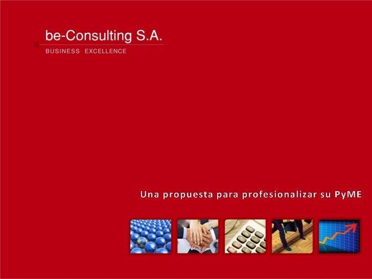 PresentaciónSomos profesionales con más de 15 años de experiencia en empresas multinacionales y PyMEs,Contadores Públicos ...