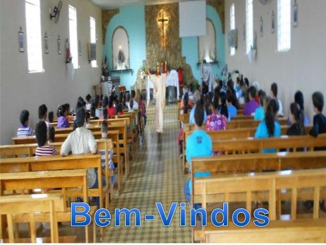 Irmãos e irmãs, sejam todos bem- vindos a este encontro fraterno, para celebrar a Páscoa de Jesus Cristo, nosso Salvador. ...