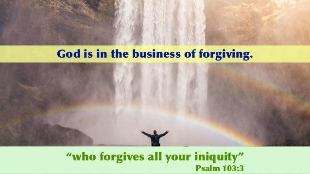 Do Not Forgive Them! Slide 2
