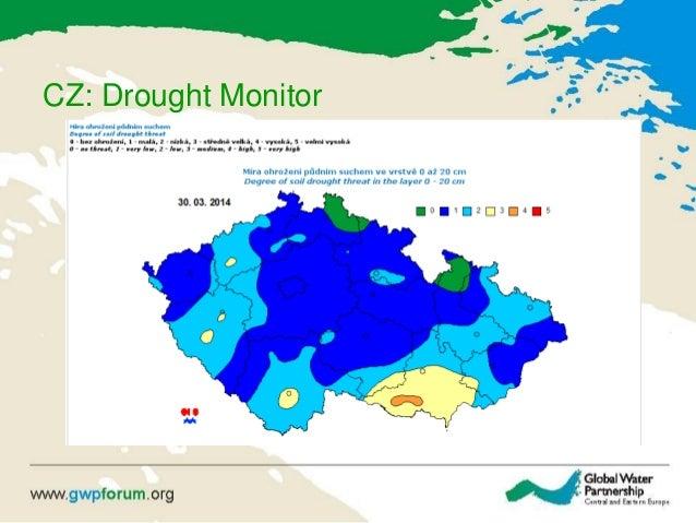 CZ: Drought Monitor