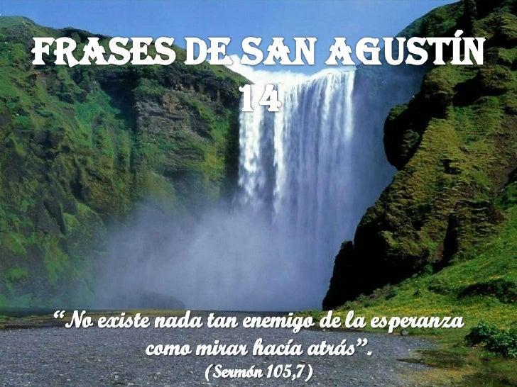 Frases De San Agustin 15