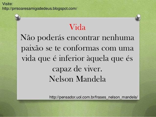 14 Frases Famosas E Inspiradoras De Nelson Mandela