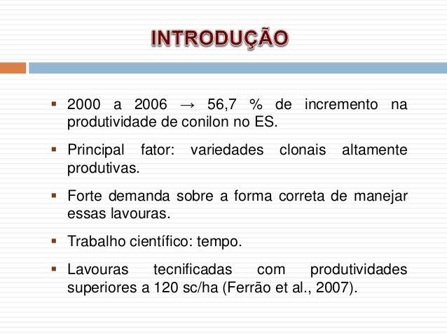 André Guarçoni - minicurso AVANÇOS NA NUTRIÇÃO PARA O CAFÉ CONILON Slide 2