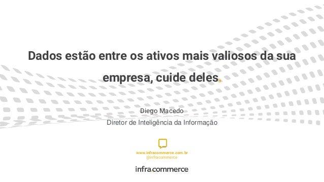 [The Future of E-Commerce] Experiência do consumidor só existe com dados