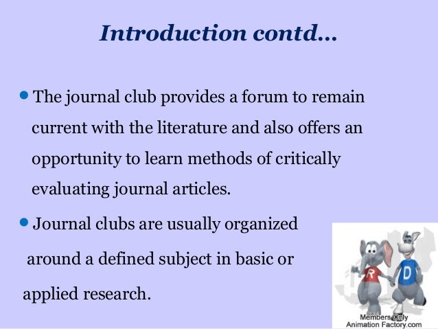 how to write a journal article proposal
